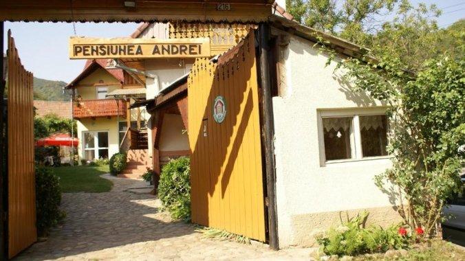 Andrei B&B Sibiel