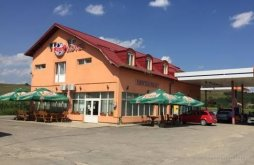 Motel Kékesújfalu (Corvinești), Gela Motel