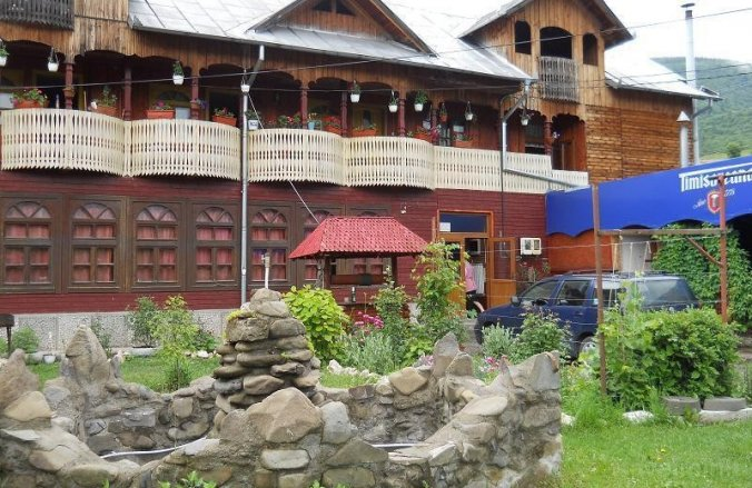 Popas Crasna Guesthouse Crasna