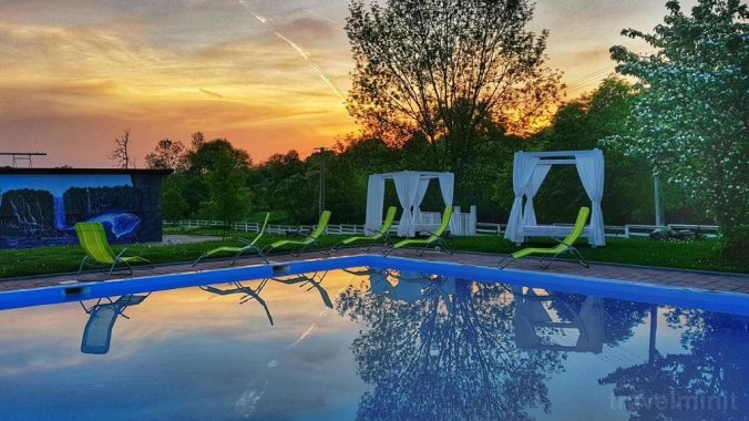 Agrovillage Resort Hotel Labașinț