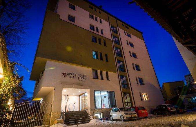 Vlad Țepeș Apart Hotel Brassó