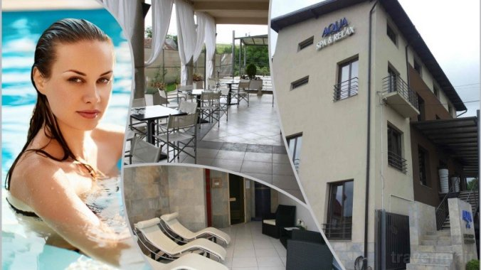 Hotel Aqua Thermal Spa & Relax Băile 1 Mai