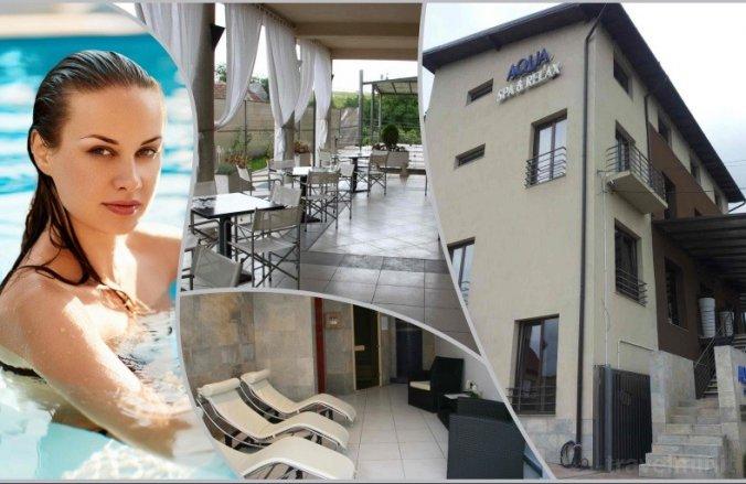 Hotel Aqua Thermal Spa & Relax Püspökfürdő