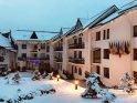 Accommodation Poiana Brașov New Belvedere Hotel