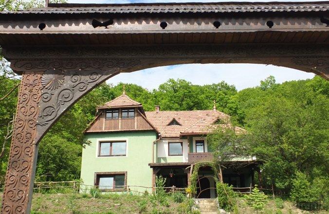 Szejke Villa l Odorheiu Secuiesc