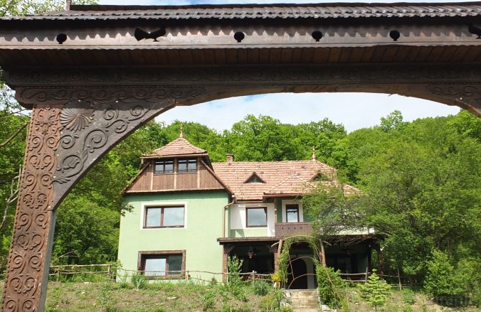 Szejke Villa l Székelyudvarhely