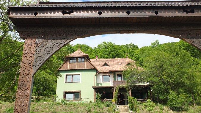 Vila Szejke l Odorheiu Secuiesc