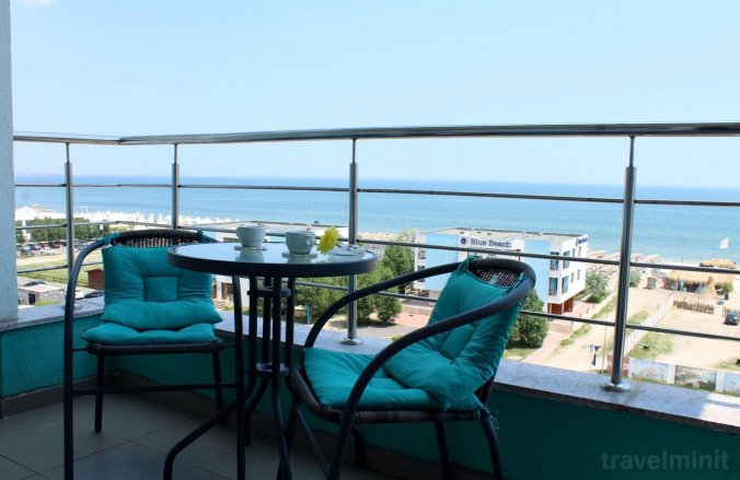 Bianca Sea View Summerland Apartment Mamaia