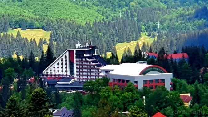 Hotel Piatra Mare Brassópojána