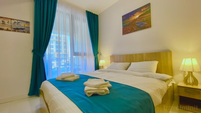 Sea Vibe Apartments by Onix Blue Mamaia Nord