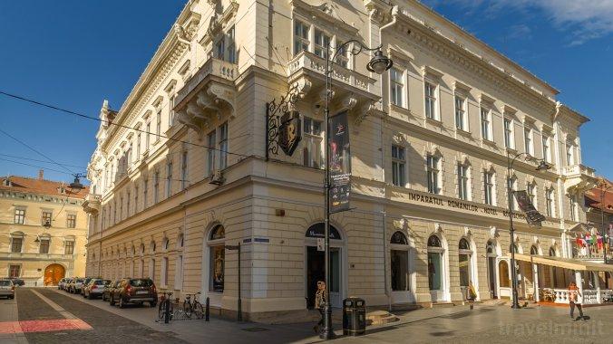 Imparatul Romanilor Hotel Sibiu