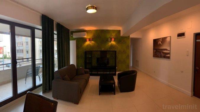 Green Lake 5 Apartman Mamaia