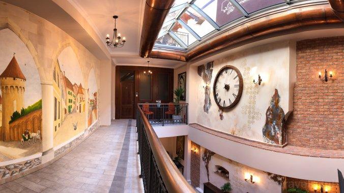 Artisans Boutique Villa Sibiu