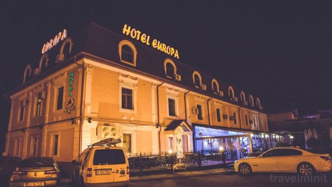 Europa Hotel Târgu Jiu