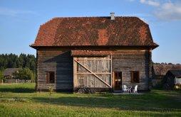 Pensiune Zăbala, Casa de oaspeți Wooden Barn