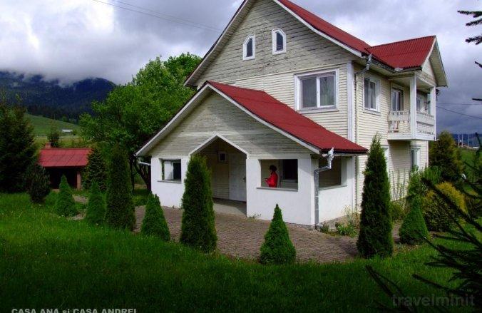Casa Ana și Andrei Dealu Floreni