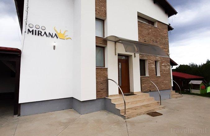 Mirana Panzió Kereszténysziget