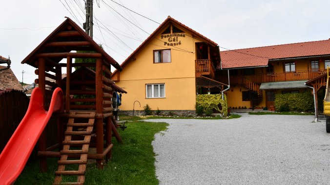 Gál Guesthouse Praid