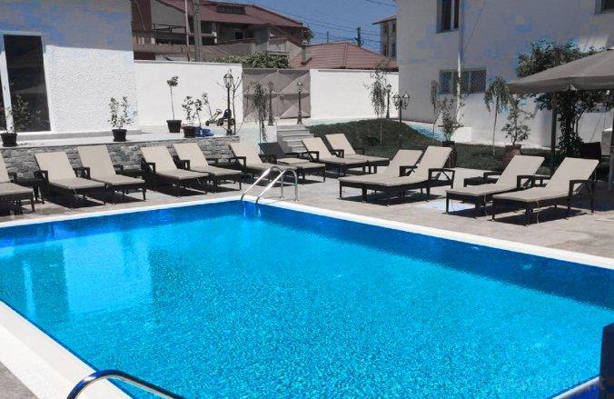 Maraili's Hotel Mangalia