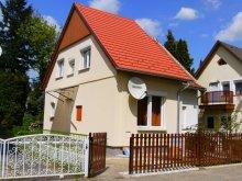 Cazare Keszthely, Casa de vacanță Muskátli