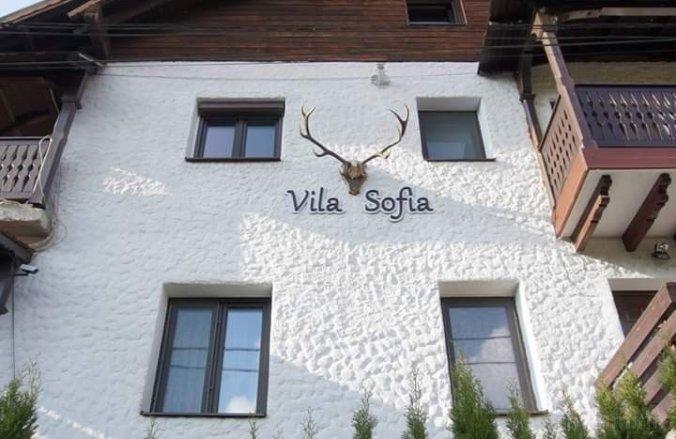 Sofia Vila Predeal