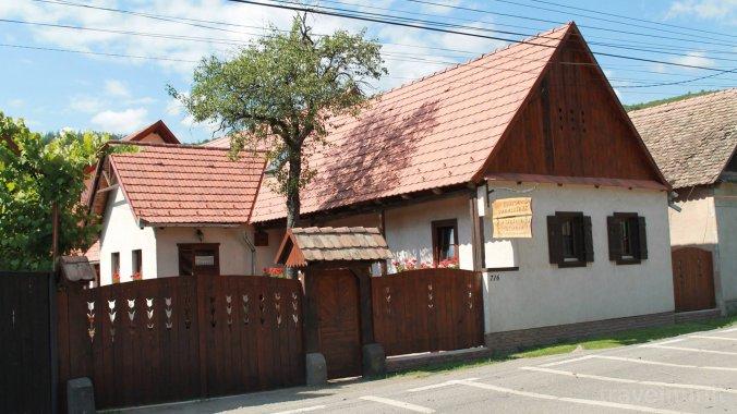 Casa Țărănească Zsuzsanna Praid