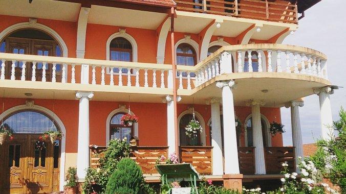 Casa de Oaspeți Erika Coltău