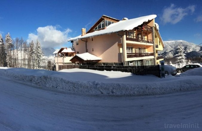 Vladet Guesthouse Predeal