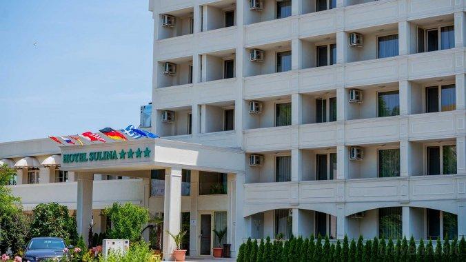 Hotel Sulina Internațional Mamaia