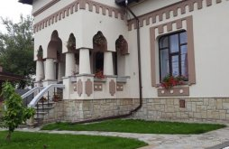 Casă de oaspeți Comănești, Casa La Conac