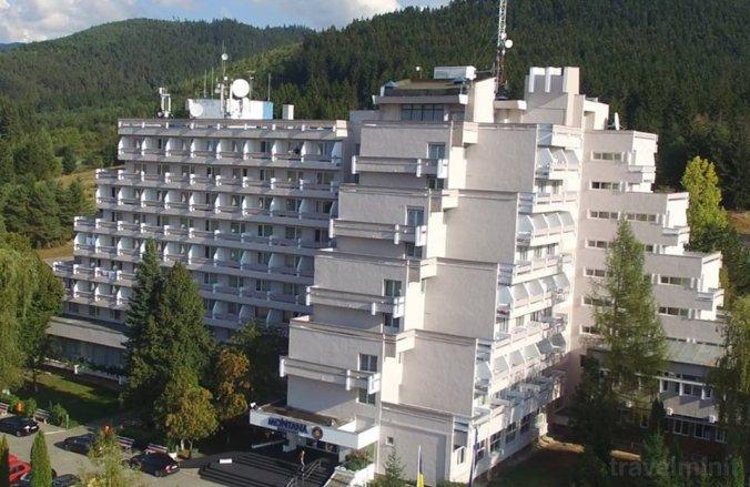 Hotel Montana Covasna
