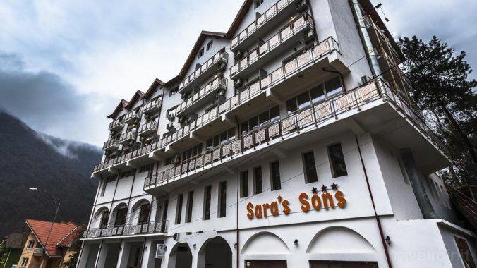 Sara`s Sons Hotel Herkulesfürdő