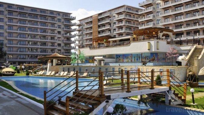 Phoenicia Holiday Resort Hotel Mamaia