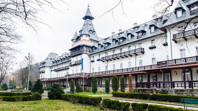 Hotel Central Călimănești
