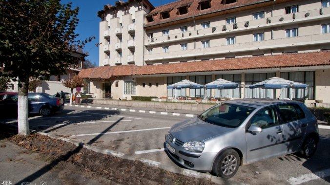 Hotel Parc Băile Govora