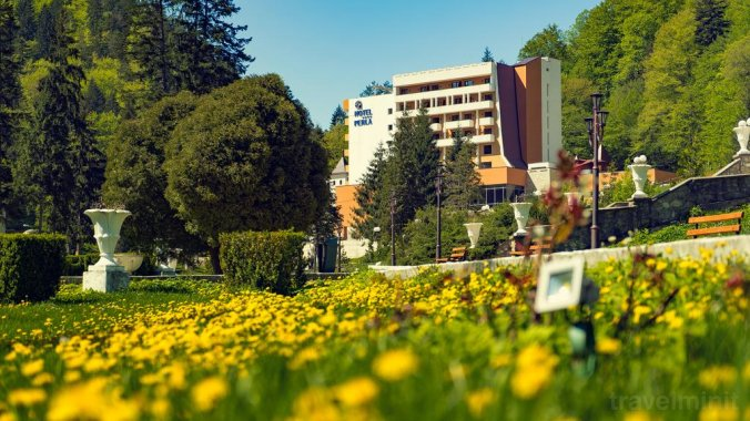 Perla Hotel Slănic Moldova