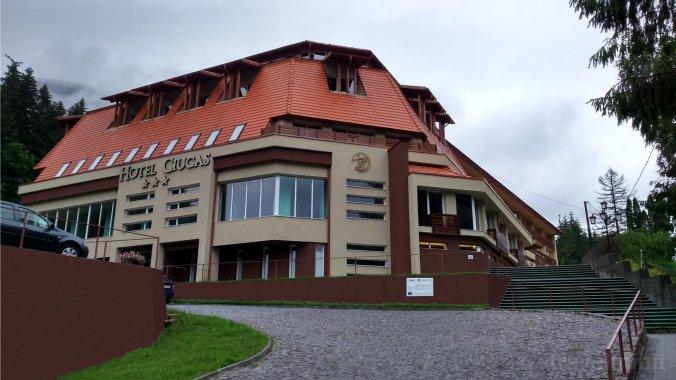 Csukás Hotel Tusnádfürdő