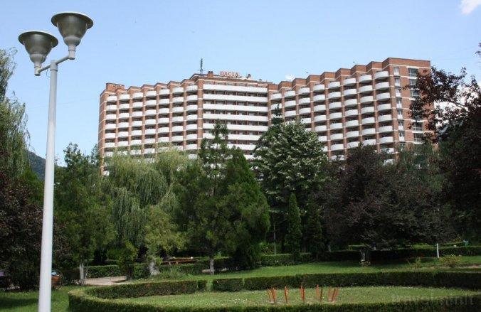 Dacia Hotel Herkulesfürdő