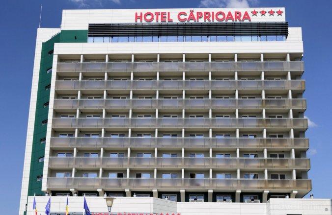 Caprioara Hotel Kovászna