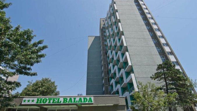 Hotel Balada Saturn