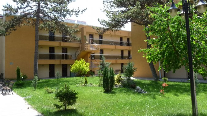 Hotel Club Dunarea Eforie Nord