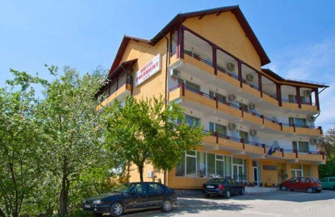 President Hotel Cserépfürdő
