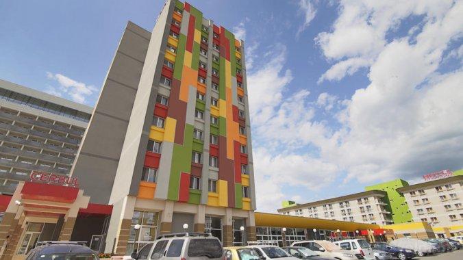 Cerbul Hotel Kovászna