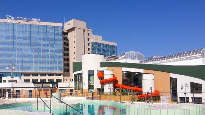 Hotel Lotus Therm Spa & Luxury Resort Băile Felix