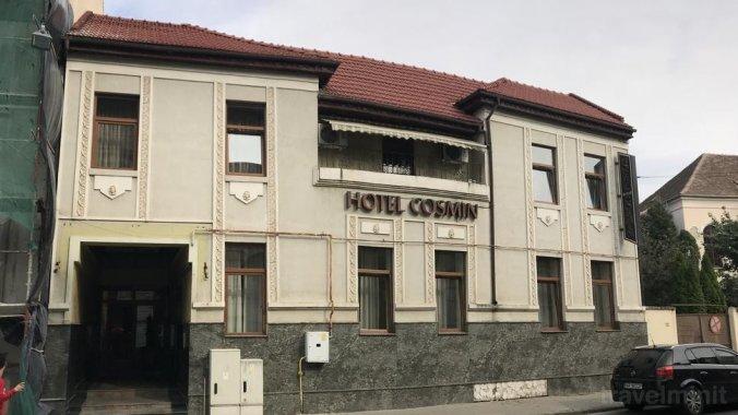 Cosmin Hotel Arad