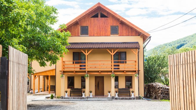 Iris Guesthouse 2 Praid
