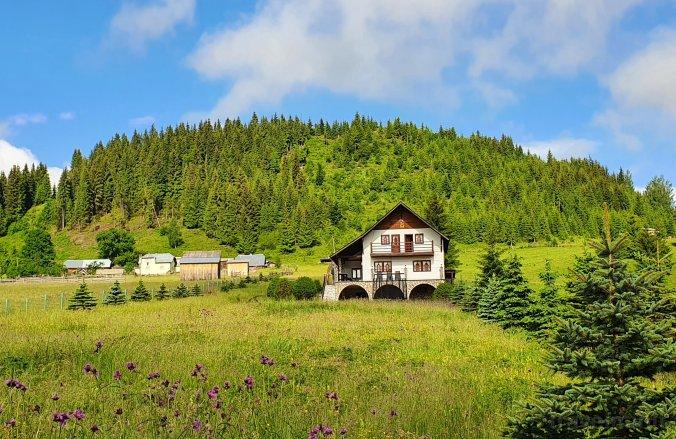 Serenity Villa Șaru Dornei