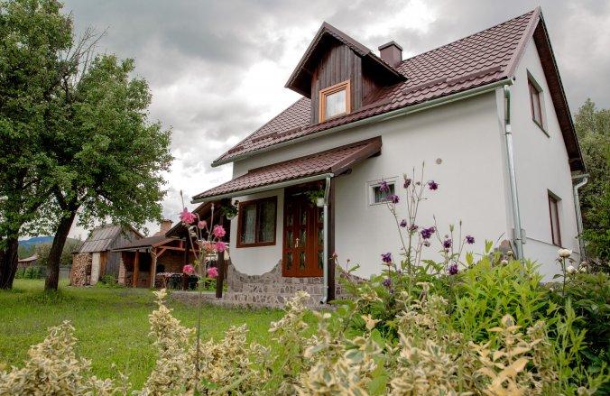 Benedek Guesthouse Bucin (Joseni)