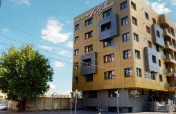 Cazare Țegheș, Le Blanc Aparthotel