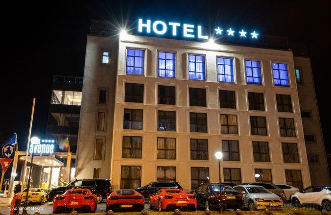 Avenue Hotel Bodzavásár